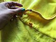 Универсальный махровый спальник, желтый, 6-12 мес., фото 7