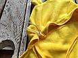 Универсальный махровый спальник, желтый, 6-12 мес., фото 4