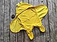 Универсальный махровый спальник, желтый, 6-12 мес., фото 5