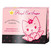 Детский подарочный набор La rive Angel Cat Sugar Melon (Туалетная вода/гель для душа)
