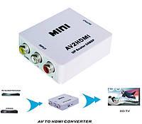 Конвертер AV - HDMI