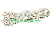 Плетеный шнур полиамидный 6 мм 25 метров Эльтолайна
