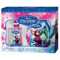 Детский подарочный набор LA RIVE FROZEN (Туалетная вода/гель для душа)