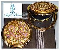 Зеркало косметическое в подарочной упаковке Франция