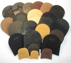 Набойки резиновые формованные для ремонта обуви
