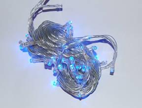 Світлодіодна led гірлянда на 100 лампочок