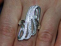 Кольцо серебро 925 проба 20 размер АРТ586, фото 1
