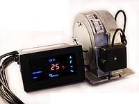 Комплект автоматики для твердотопливного котла (KG Electronic CS -19 + вентилятор)