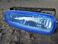 Фары дополнительного света на две лампы №1190 (синие)