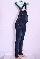 Комбинезон джинсовый для беременных Big Lesson (Cemifa)38,40,42,44размер.