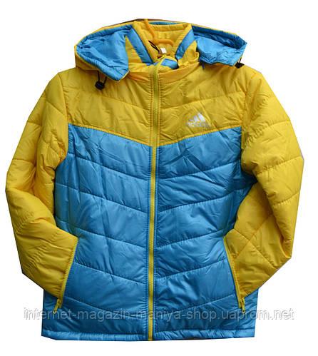 Куртка детская на мальчика Adidas