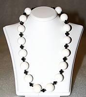 Ожерелье / Бусы из натурального АГАТА