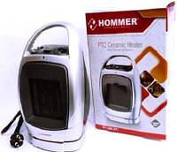 Тепловентилятор QUARTZ HEATER HOMMER PTC 204 Ceramic, обогреватель электрический, тепловентилятор для дома