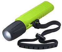 Подводный фонарь UK Mini Q-40 eLed Plus, зелёный