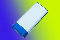 Универсальная мобильная батарея Power Bank Remax Youth RPL-19 10000 mAh white-blue (Оригинал)