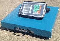 Электронные  Wi-FI весы с датчиком до 300 кг усиленные