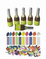 Ручной пускатель в виде бутылки шампанского 2430-30cm champangue