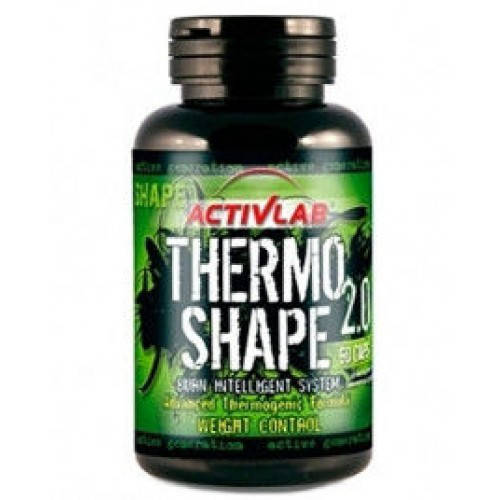 ACTIVLAB THERMO SHAPE 2.0 180 CAP