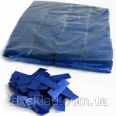 Бумажная нарезка конфетти 4101 - СИНЯЯ БУМАГА