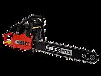 Бензопила Минск МТЗ МБП-6100 (2 шины, 2 цепи)