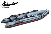 Килевая моторная лодка Elling Кардинал-370