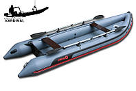 Килевая моторная лодка Elling Кардинал-430SL