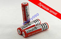 Аккумулятор Li-ion Ultra Fire 3.7V 18650 4200 5 шт