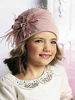 Шапка для девочки Блажена, фото 1