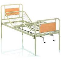 Кровать медицинская (три секции, металлическая) OSD-94V