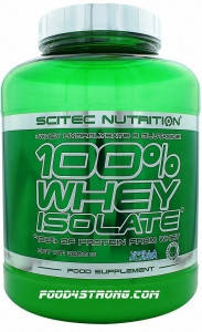 Scitec nutrition Whey Isolate 2000 g
