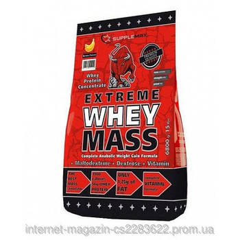 SUPPLEMAX Extreme Whey Mass 6800g
