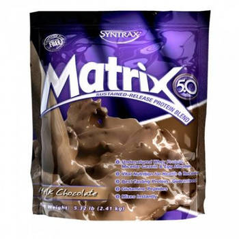 Syntrax Matrix 5.0 (77 % protein ) 2270g