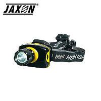 Налобный фонарь JAXON  ZOOM(AJ-LAR109) CREE LED