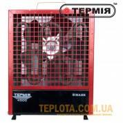 Агрегат воздушно-отопительный ТЕРМИЯ 5,2 кВт 380 В (Тепловентилятор Термія АО ЭВО 5,2-0,4-380)