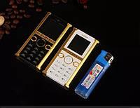 Экслюзивный модный VIP телефон Vertu Hermes H008 на 1 sim + чехол