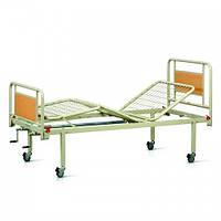 Кровать медицинская (три секции, металлическая) OSD-94V+90V