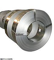 Лента пружинная 60С2А  0,4х50 мм