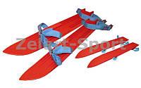 Лыжи детские Гном (лыжа-45 см, без палок)