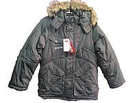 Куртка очень теплая с жилеткой KIKQ 3Цвета, фото 1