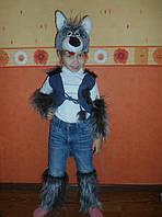 Костюм шиканого волка прокат. Гламурный волк прокат, фото 1