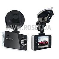 "Автомобильный видеорегистратор - Full HD Portable Vehicle Blackbox DVR 1080p 2,5"" TFT LCD Screen (DVR-6000)"