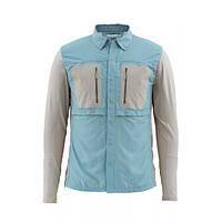 GT TriComp Shirt Cadet Blue M рубашка Simms