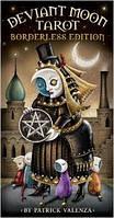 Deviant Moon Tarot (Borderless Edition) / Таро Безумной Луны (Безрамочное издание) +мешочек для карт