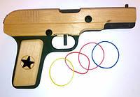 Пистолет ТТ обр. 1933 года стреляет резинками, фото 1