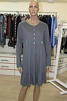 Ночная рубашка REBECCA & BROS зеленая Италия