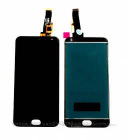 Модуль (Дисплей + сенсор) Meizu M2, M2 Mini with touchscreen black
