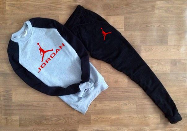 Мужской Спортивный костюм Jordan (Реплика)  продажа, цена в Днепре ... 4ea7308c908