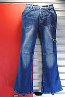 Джинсовые подростковые штаны
