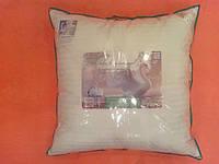 Подушка Искуственный Лебяжий Пух Гипоаллергенное волокно, 50х70 см, 70х70 см