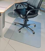Коврик под кресло прозрачный